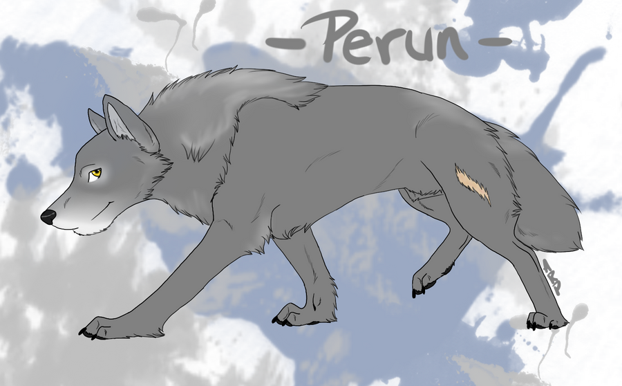 Perun Request by wolfyrose623