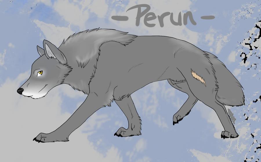Perun Request by wolfyrose623