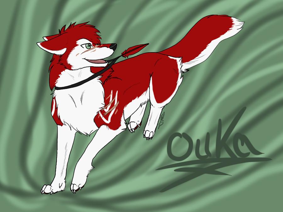 Ouka - A Steel Fist by wolfyrose623
