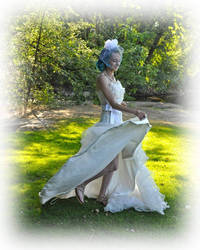The Bride by Tashee-Photography