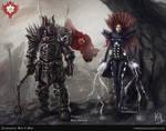 Dominance War V Concept Art