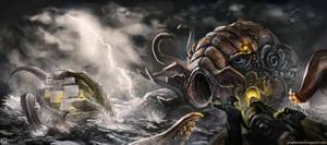 Cthulhu Kraken