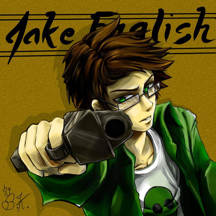 Jake English - Homestuck by MelindaPhantomhive