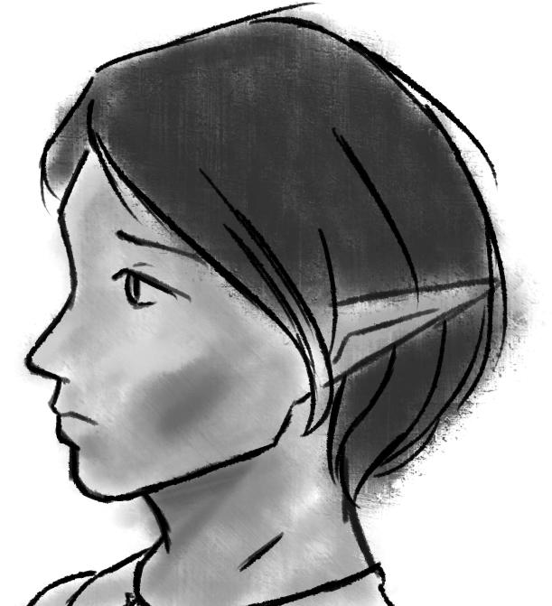 Sketch by NamirHunting
