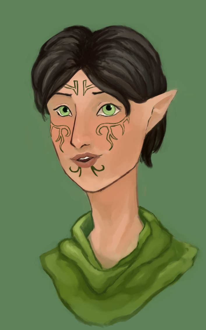Merrill by NamirHunting
