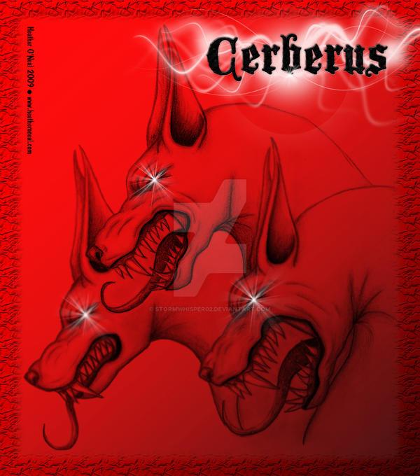 Cerberus by stormwhisper02