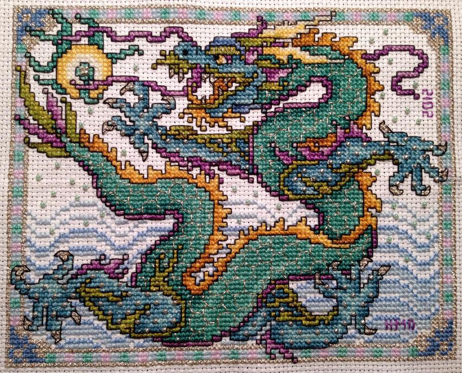 Dragon 2 by stormwhisper02