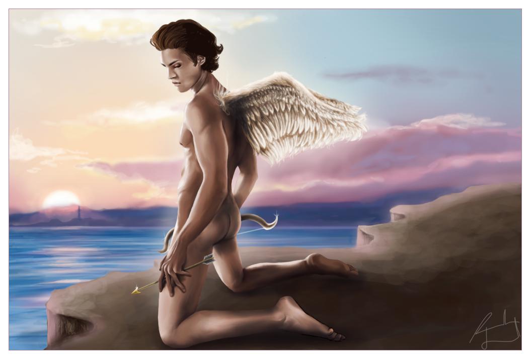 Cupid by FaerietaleWaltz