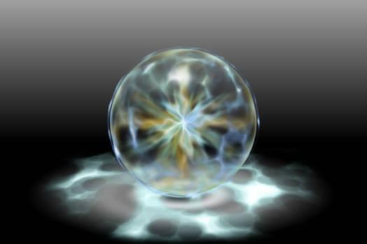 Energetic 'Lightning Orb'