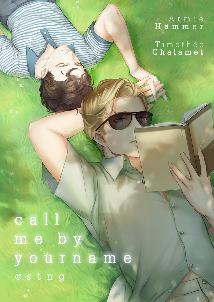 Call Me By Your Name by stang1996