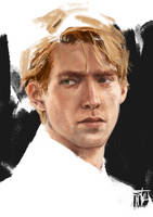 Domhnall Gleeson by stang1996