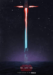 The Last Jedi my edition poster by stang1996
