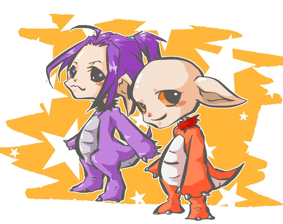 Dobby and veeno