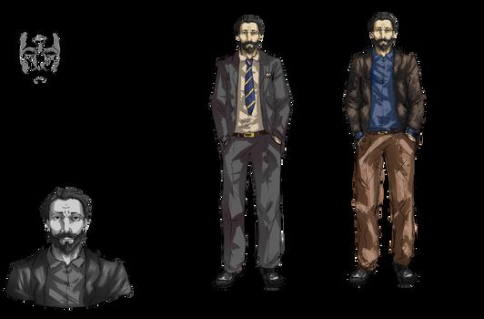 Charakter (Skizze)