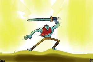 Adventure Time Billy by AdventureTime1Fan