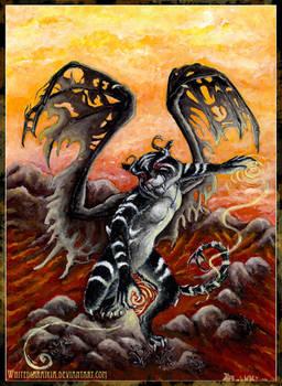 Ruchiel, tigress from hell