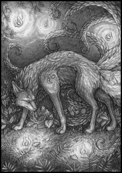 Nine by Kirsch-vanderWit