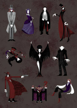The Vampire Type Guide