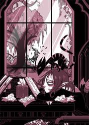 Vampiress of Spring by ChibiDonDC