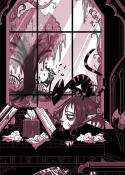 Vampiress of Spring