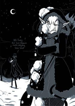 Vampiress Of Winter