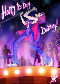 Happy B-Day Danny Sexbang