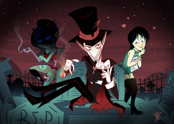 The Zombie Song by ChibiDonDC