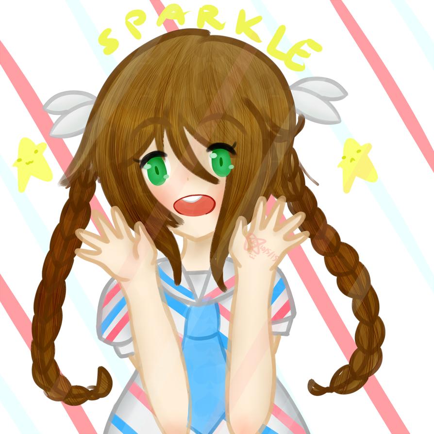 *Sparkle Sparkle* by LPSCarman