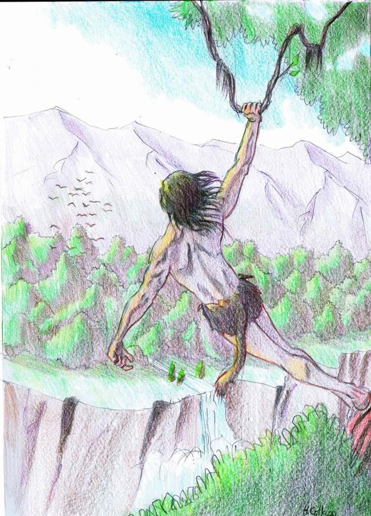 Tarzan-2 by hcollazo2000