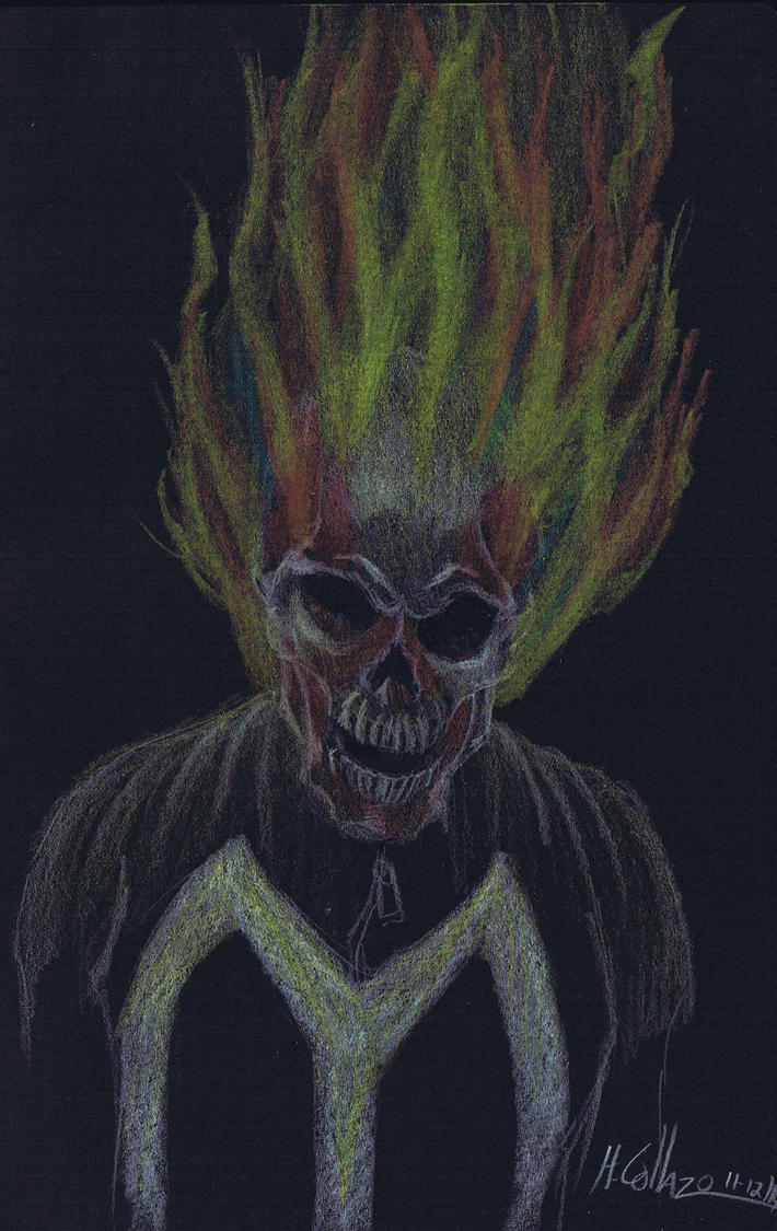Ghost Rider by hcollazo2000
