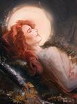 Temara in her Grave