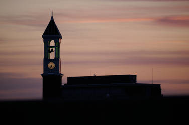 Purdue Bell Tower by pkugrsq