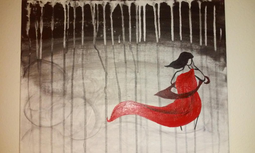 Black rain by Naatta