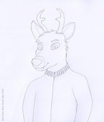 Keldan Deer - Sketch