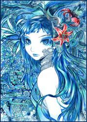 she. is. fragile. by TIYA