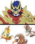 Gamefreak thanos snaps half of all pokemon by DOSHLORD