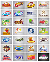 Algumas Logos by andrepiresdesign