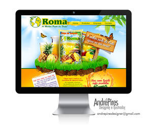 Site Polpa by andrepiresdesign
