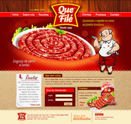 Site-quefile by andrepiresdesign