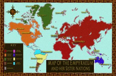 Map of the Empyraeum