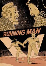 The Running Man, 1987 by rt-slideshow