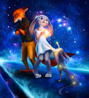 Zootopia Comm: Judy's Dream