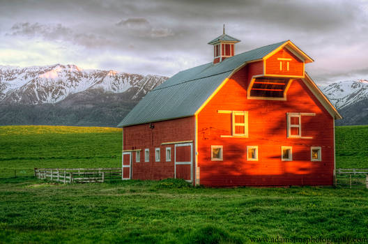 Wallowa County Barn 6-1-13
