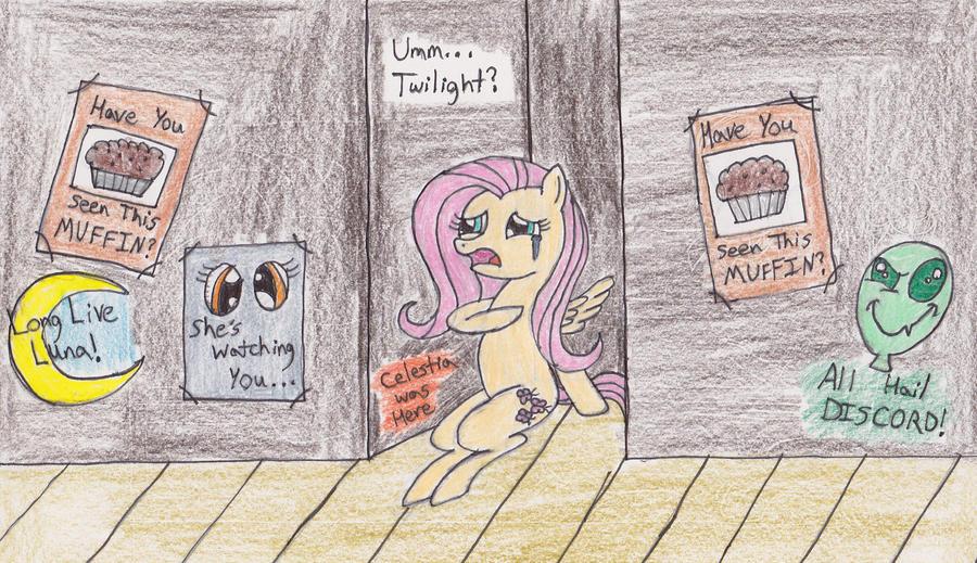 Equestrian Propaganda by DarkKnightWolf2011