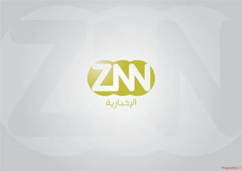 Zaytouna News Network Logo - Proposition 1 by Fakedeath01