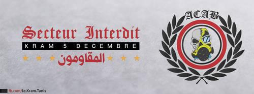 KRAM 5 DECEMBRE - Secteur Interdit by Fakedeath01