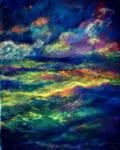 Rainbow Colored Sky