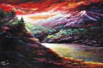 River Deep Mountain High by garyrogers