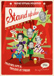 Stand up show poster 2