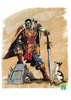 GrimGram the dogeater by Rammbolt